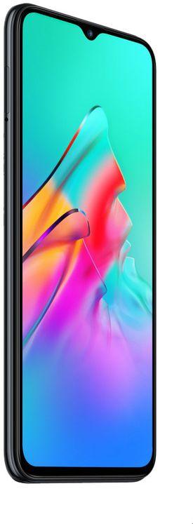 Infinix Smart 5 Dual SIM Mobile - 6.6 inch, 32 GB, 2 GB RAM, 4G - Midnight Black