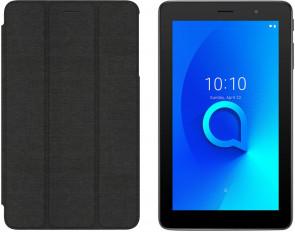 Alcatel 1T 9009G Tablet, 7 Inch, 16GB, 1GB RAM, 3G, Prime Black