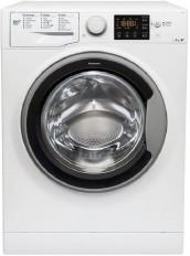 Ariston Washing Machine - Automatic, 7 Kg, Front Load, White, RSG721SEX