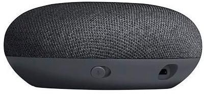 Google Home Mini Wireless Voice Activated Speaker - Charcoal