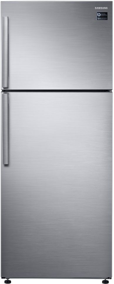 Samsung RT43K6100S8/MR Refrigerator Digital With Twin Cooling - Silver, 454 Liter