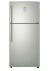 Samsung RT43K6300S8/MR Refrigerator Digital With Twin Cooling - Silver, 454 Liter