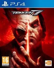 Tekken 7 by Bandai - PlayStation 4, PAL