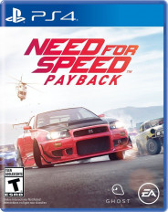 Need For Speed PayBack By EA Region 2 - PlayStation 4