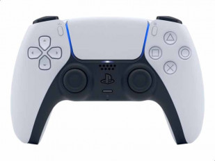Sony DualSense Wireless Controller for PlayStation 5 - Black and White