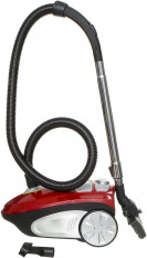 Fresh FB-1500A Spider Canister Vacuum Cleaner, 1500 W - Red