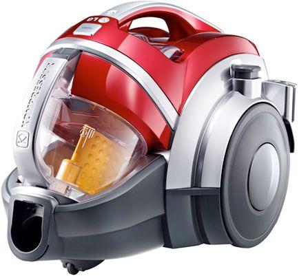 LG VK7320NHAR  Bagless Vacuum Cleaner With Kompressor- 2000W