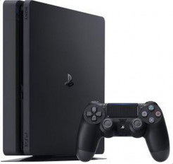 Sony PlayStation 4 Slim 500 GB - Black
