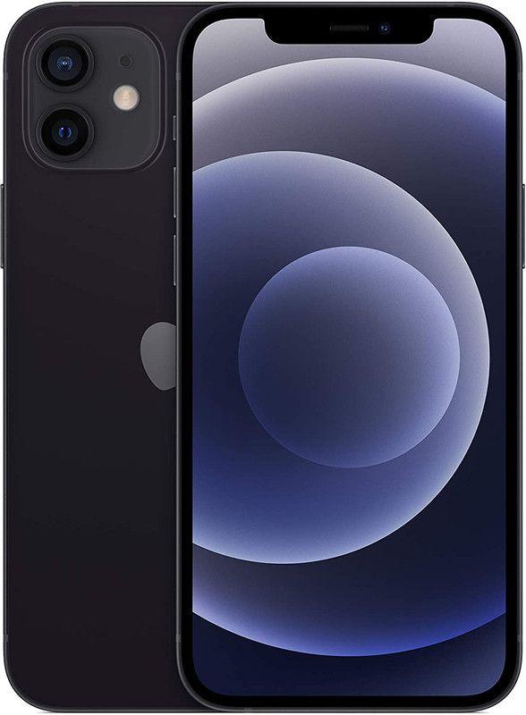 Apple iPhone12 128GB 4 GB RAM, Black