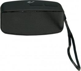 Iq&T Sv10U Bluetooth Speaker, Black