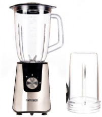 Media Tech MT-B17 Blender with Grinder, 1.5 Liters - 600 Watt