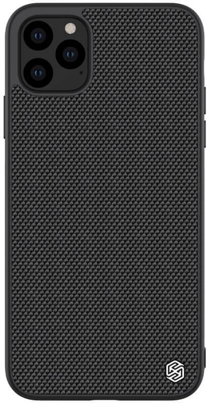 Nillkin Textured Nylon Fiber Case Cover For Apple Iphone 11 Pro, Black