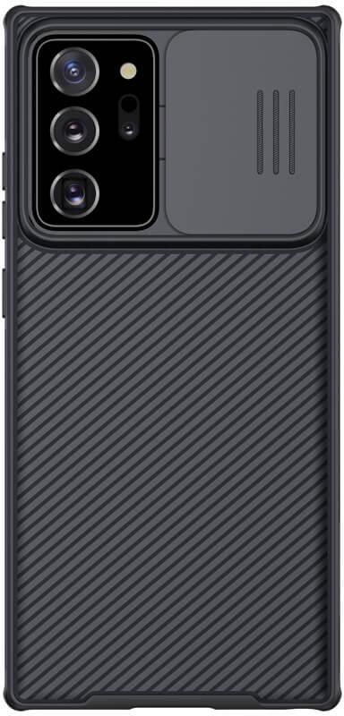 Nillkin CamShield Pro Cover Case For Samsung Galaxy Note 20 Ultra Black