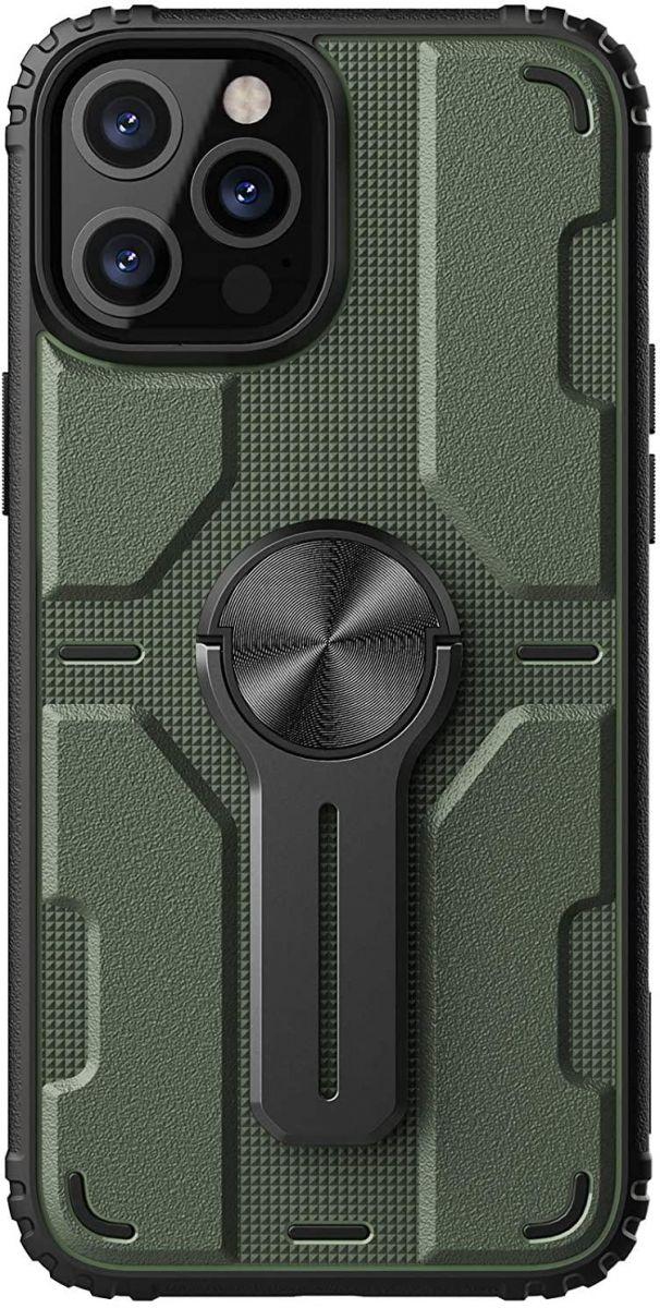 Nillkin Medley Hard Case For Apple Iphone 12 / 12 Pro - Green
