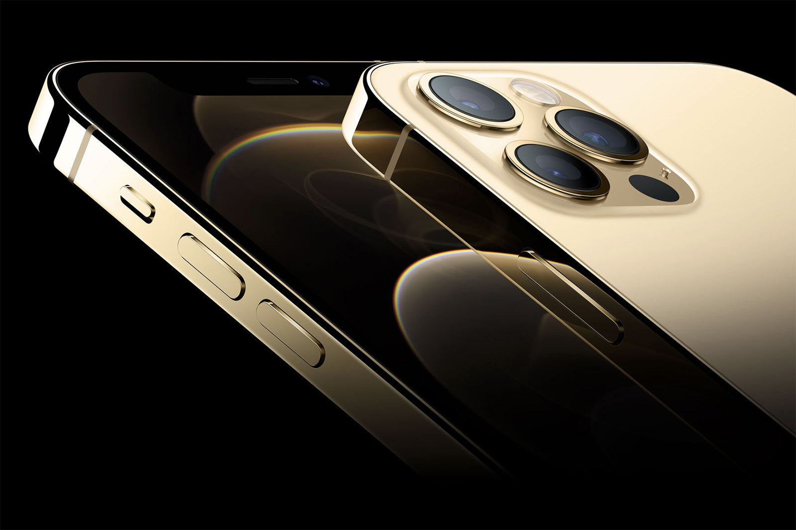 Apple iPhone12 Pro Max 256GB 6 GB RAM, Gold