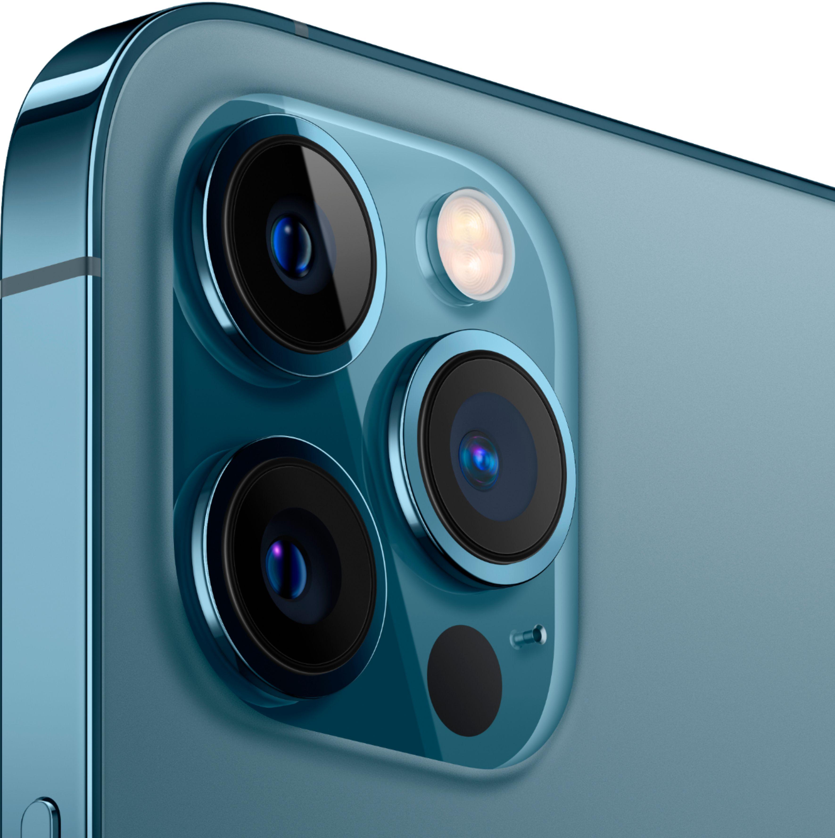 Apple iPhone12 Pro Max 128GB 6 GB RAM, PacificBlue