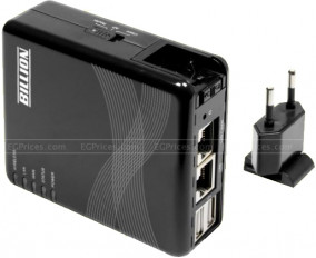 Billion 3G N 300 Portable Router / BIPAC 3300 NX