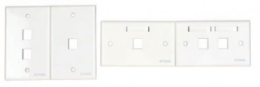 D-link Single Face Plate NFP-0WHI31 ( Magic )