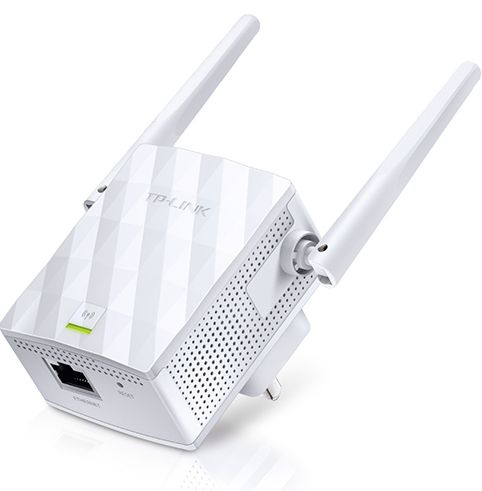 TP-LINK TL-WA855RE Wall-Plug WiFi Range Extender,Booster,Access point (300Mbps N)