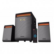 5100 2.1 Bluetooth Premium Sound System W/ USB & Remote - Black