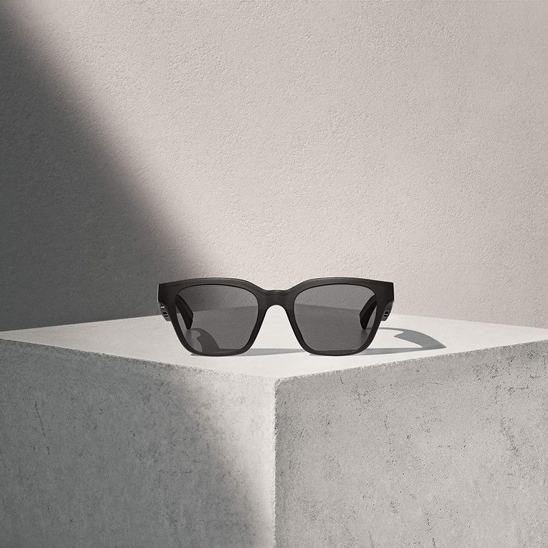 Bose 831744-0100 Frames Alto Audio Sunglasses with Built-in Speakers - Black