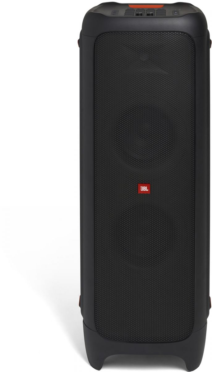 JBL Partybox 1000 Bluetooth Party Speaker with Light Effects Full Panel - Black