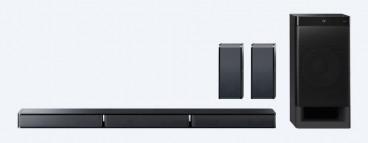 Sony Soundbar Active 5.1 Subwoofer System - Black, ht-rt3