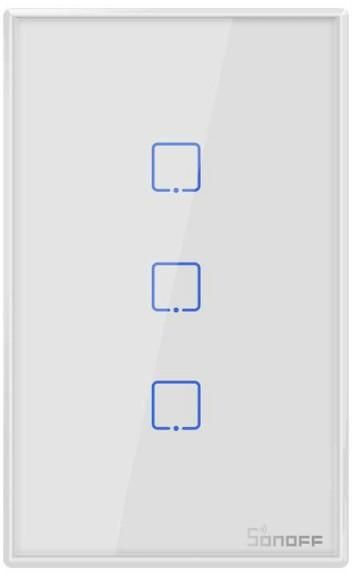 Sonoff Smart Switch Tx T0 3 gang WIFI White color