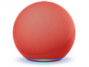 Amazon Echo (4th Gen) Smart speaker with Alexa - Red