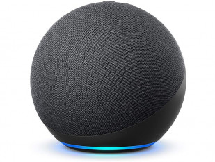 Amazon Echo (4th Gen) Smart speaker with Alexa - Charcoal