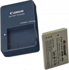 CB-2LV Camera Battery Charger Black