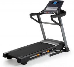 T7.0s- NordicTrack Black treadmill