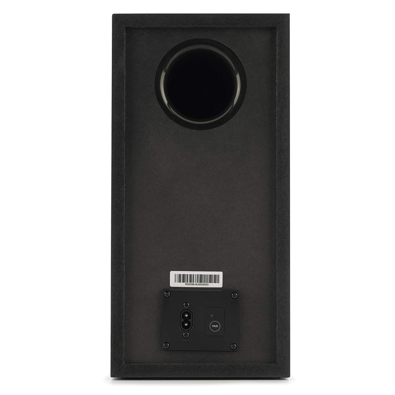 JBL Cinema SB160 2.1 Channel Soundbar with Wireless Subwoofer (220 Watts, Dolby Digital, Extra Deep Bass)