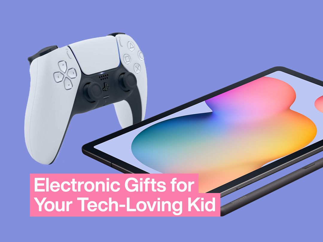 Cool Electronic Gifts to Delight Your Tech-Loving Kid