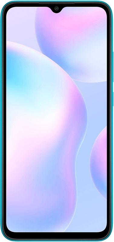 Xiaomi Redmi 9A Dual SIM Mobile Phone, 13 MP Camera, 6.53 Inch Touch Screen, 2 GB RAM, 32 GB, 4G LTE - Peacock Green
