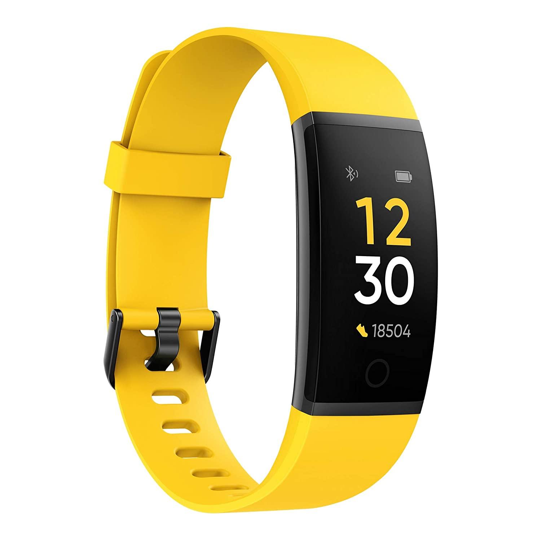 Realme Fitness Tracker Band - Yellow