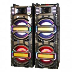 مكبر صوت بازوكا متعدد الوسائط، اسود - Bz-10300DX