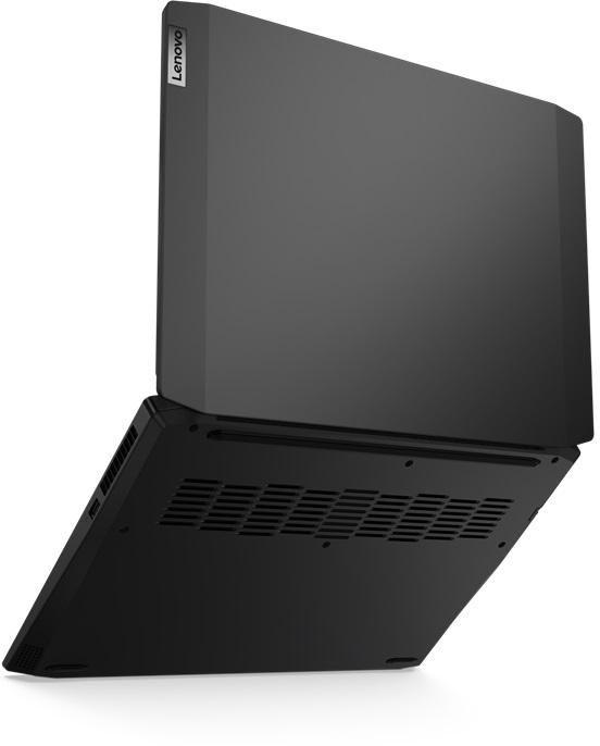 Lenovo IdeaPad Gaming 3 laptop Intel 10th Core i7-10750H, 16GB DDR4-2933, 1TB HDD + 256GB SSD PCIe NVMe, NVIDIA GeForce GTX 1650 4GB GDDR6 Graphics, 15.6
