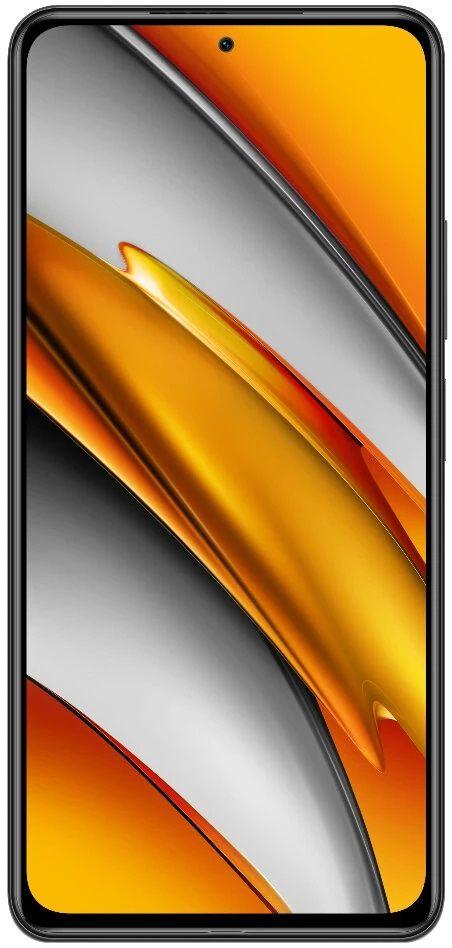 Xiaomi POCO F3 Dual SIM Mobile - 6.67 Inches, 256 GB, 8 GB RAM, 4G LTE - Night Black