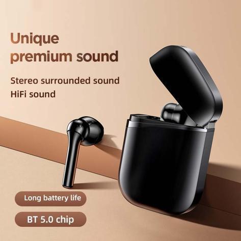 Joyroom JR-T15 Wireless Earphone Stereo HIFI Sound Pop Out Design Headset Bluetooth 5.0 Low Delay IPX5 Waterproof Sports Earbuds