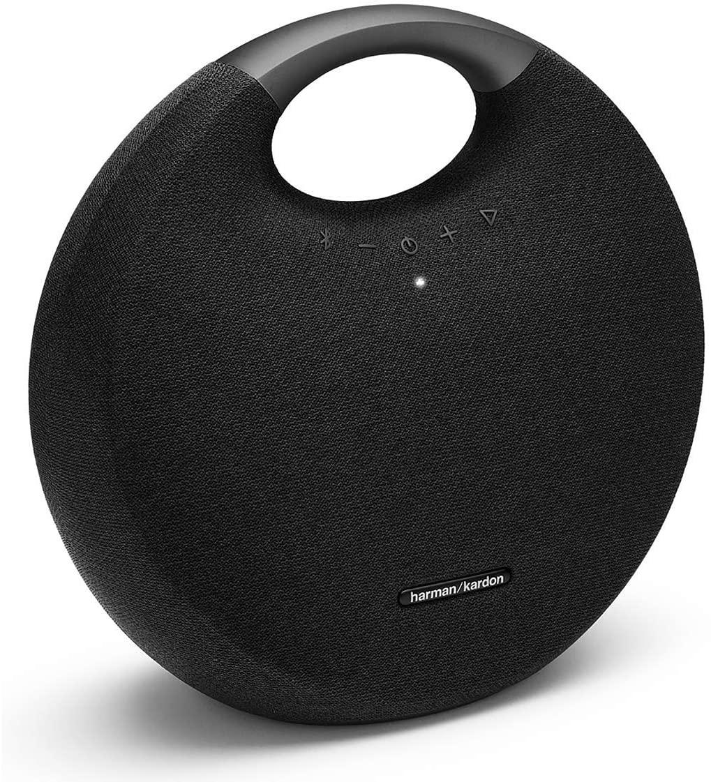Harman Kardon ONYX Studio 6 Wireless Bluetooth Speaker , HKOS6BLKAM - Black