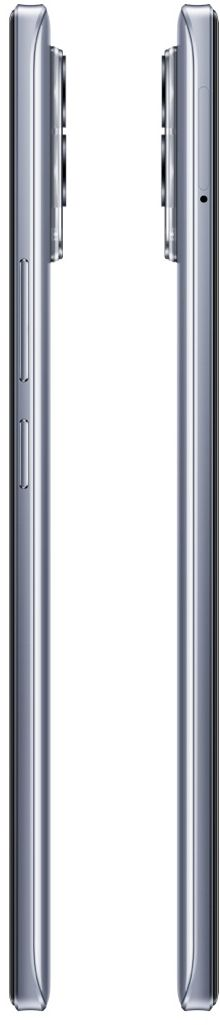 Realme 8 Dual SIM - 6.4 inches, 128GB, 8GB RAM, 4G LTE - Silver