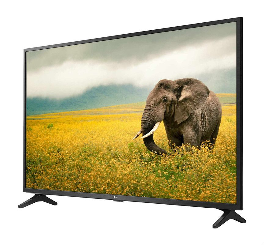 LG 65 Inch 4K Ultra HD Smart LED TV with Built-in Receiver, Black - 65UN7240PVG  + Magic Remote
