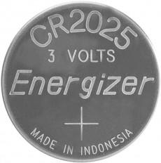 Energizer Lithium Battery Cr-2025