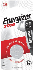 Energizer 2016 Lithium Coin Battery - 1 Pack