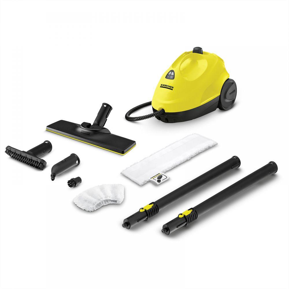 Karcher Steam Cleaner SC 2 EasyFix, Yellow, Plastic