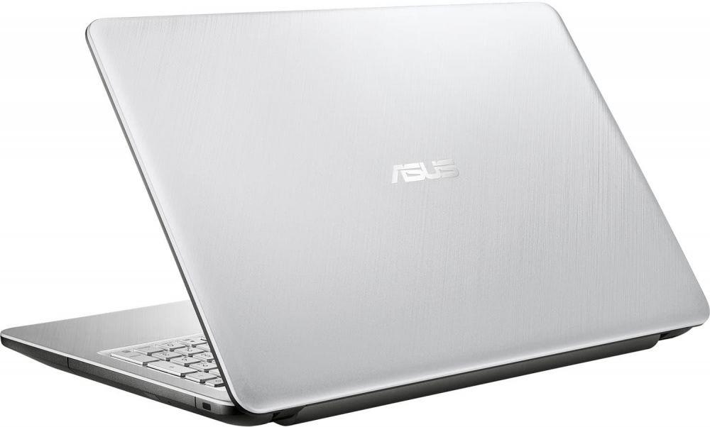 ASUS X543MA-GQ1014T Laptop - Intel Celeron N4020, 15 Inch Screen, 1TB, 4G RAM - Silver , Arabic - English Keyboard