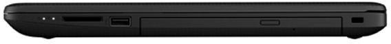 HP 15 da3003ne Laptop - Intel Core i3-1005G1 - 4GB RAM - 1TB HDD - 15.6 Inch HD Display - Free DOS -Blue , Arabic - English Keyboard