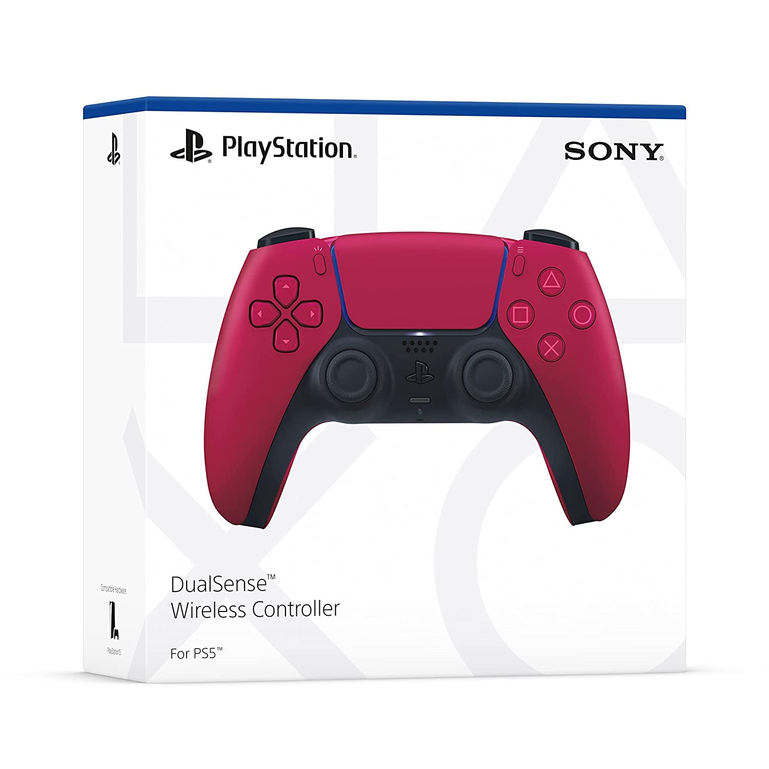 DualSense Wireless Controller - PlayStation 5 , Red