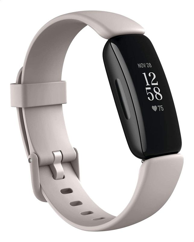 Fitbit Inspire 2 Fitness Tracking Health Band - White